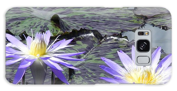Together Is Beauty Galaxy Case by Chrisann Ellis