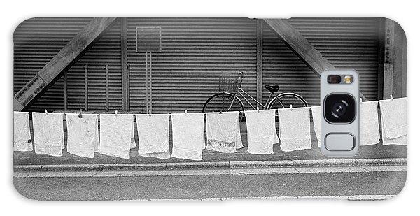 Tokyo Laundry Day Galaxy Case