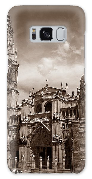Toledo Cathedral Galaxy Case