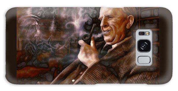 Tolkien Daydreams Galaxy Case