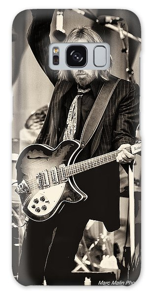 Rock And Roll Galaxy S8 Case - Tom Petty by Marc Malin