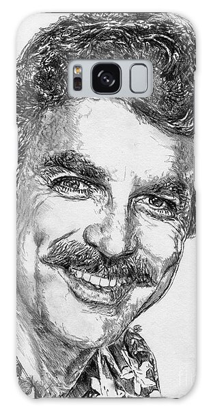Tom Selleck In 1984 Galaxy Case