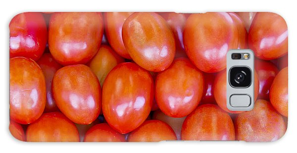 Tomatoes 1 Galaxy Case