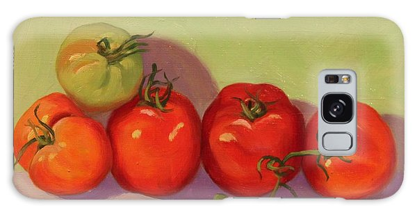 Tomatoes Galaxy Case