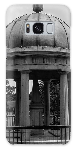 Tomb Of President Andrew Jackson And Wife Rachael Galaxy Case by Robert Hebert