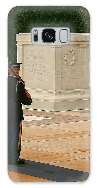 Tomb Of The Unknown Soldier Galaxy Case