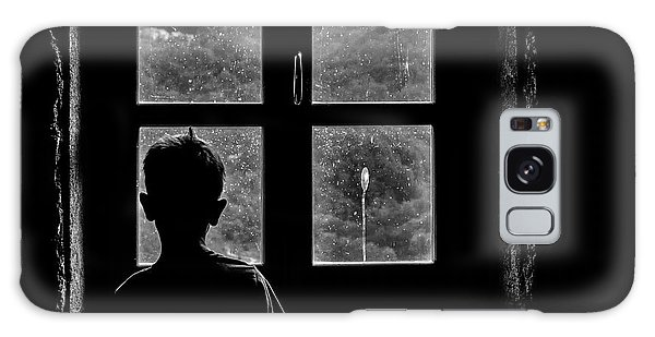 Missing Galaxy Case - Tomorrow by Claudio Montegriffo (nero)