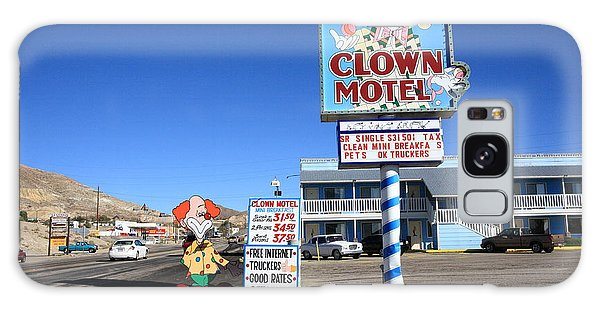 Tonopah Nevada - Clown Motel Galaxy Case