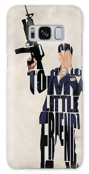 Tony Montana - Al Pacino Galaxy Case