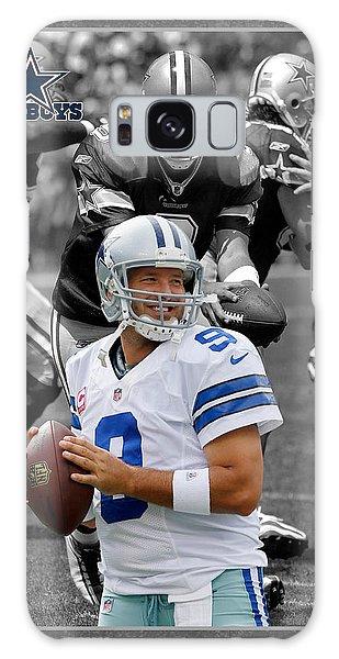 Tony Romo Cowboys Galaxy Case