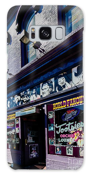 Tootsies Nashville Tennessee Galaxy Case