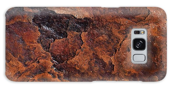 Topography Of Rust Galaxy Case