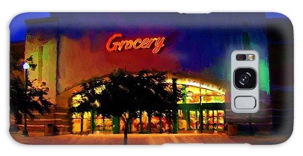 Torget Super Store A Galaxy Case by P Dwain Morris