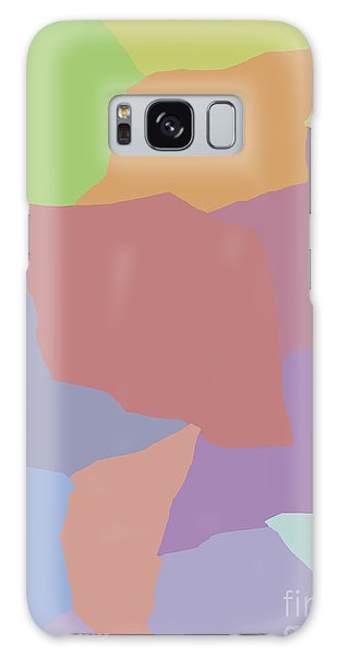 Torn Paper Galaxy Case