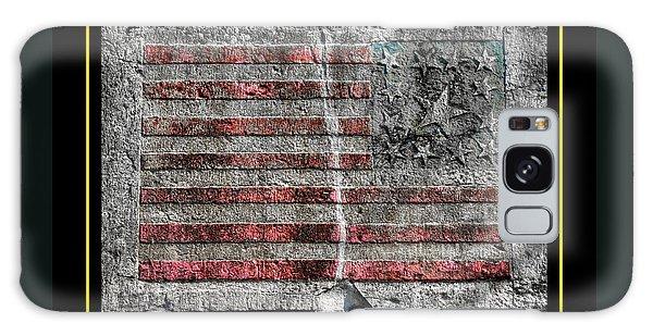 Tattered Torn . . . . . Never Broken - Memorial Day 2014 Antietam National Battlefield Galaxy Case