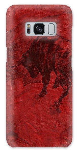 Toro Painting Galaxy Case