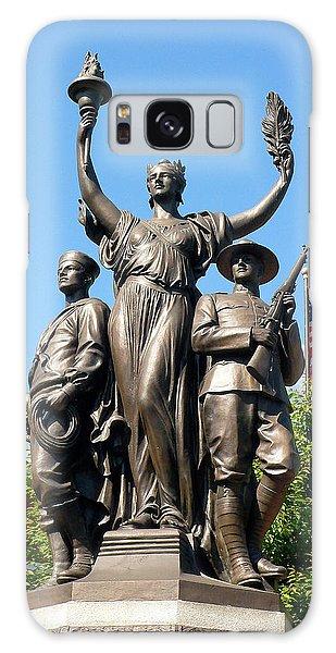 Toronto Monument Galaxy Case