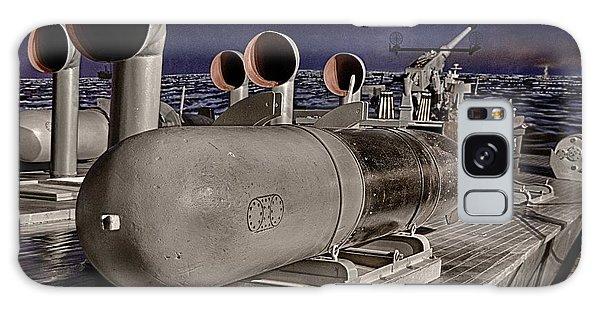 Torpedo Run Galaxy Case