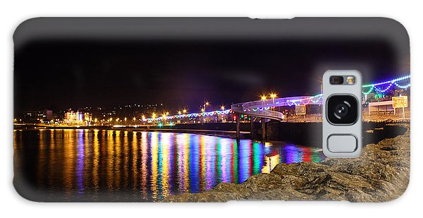 Torquay Lights Galaxy Case