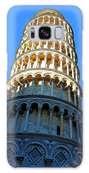 Torre Di Pisa Galaxy Case