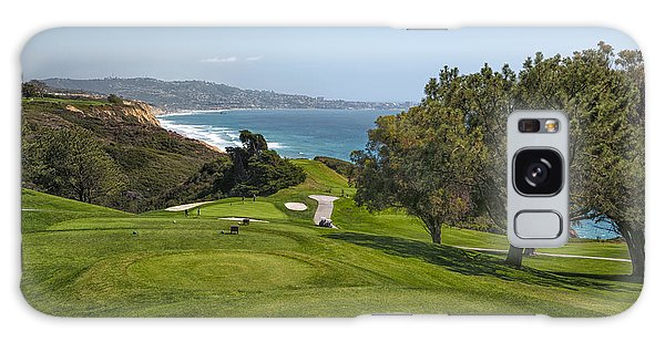 Den Galaxy Case - Torrey Pines Golf Course North 6th Hole by Adam Romanowicz