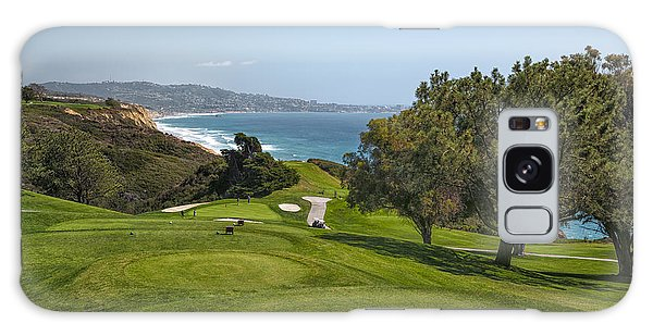 Torrey Pines Golf Course North 6th Hole Galaxy Case