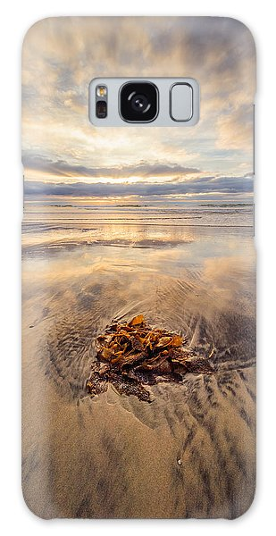 Torrey Pines Sunset Galaxy Case