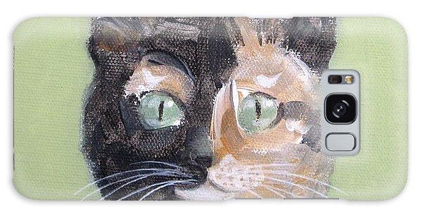 Calico Cat Galaxy Case - Tortie Cat by Kazumi Whitemoon