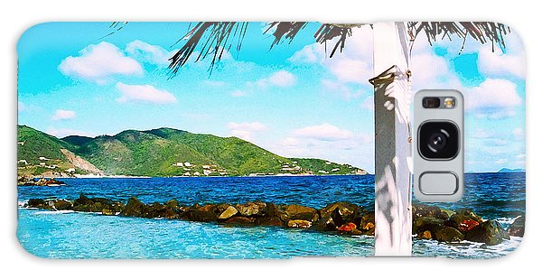 Tortola Cabana Galaxy Case