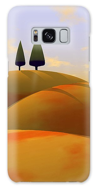 Toscana 1 Galaxy Case by Cynthia Decker
