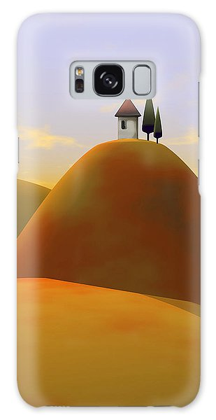 Toscana 2 Galaxy Case by Cynthia Decker