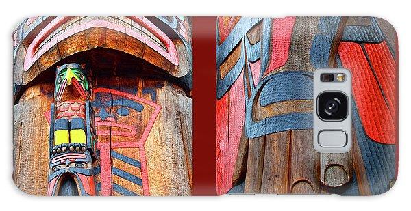 Totem 2 Galaxy Case by Theresa Tahara