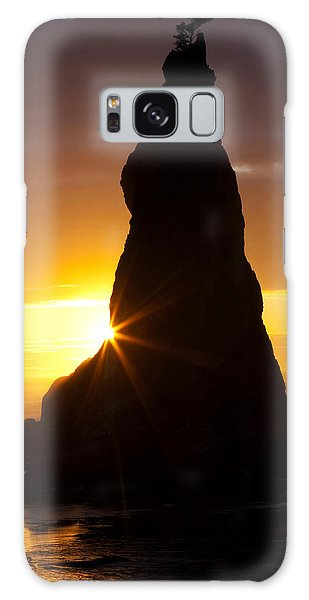 Touch Of Hope Galaxy Case by Mark Kiver