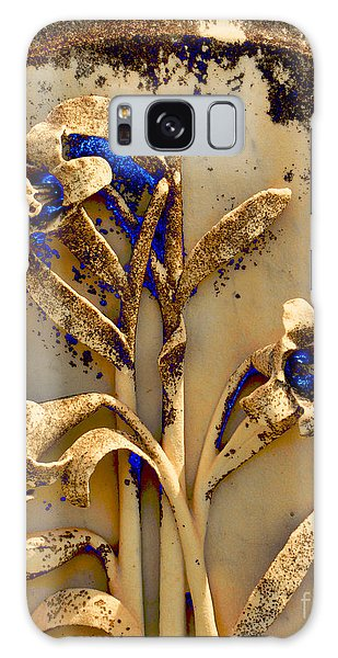 Touch Of The Blues Again Galaxy Case