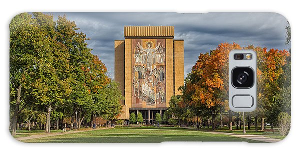 Touchdown Jesus Galaxy Case