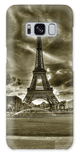 Tour Eiffel  Galaxy Case