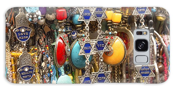 Tourist Souvenirs In Jerusalem Israel Galaxy Case
