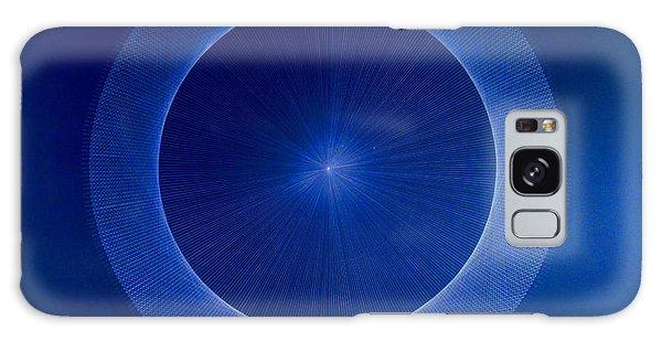 Towards Pi 3.141552779 Hand Drawn Galaxy Case