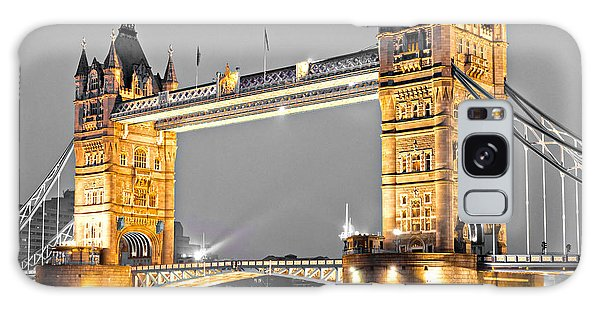 Tower Bridge - London - Uk Galaxy Case by Luciano Mortula