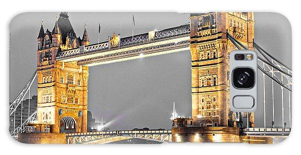 Tower Bridge - London - Uk Galaxy Case