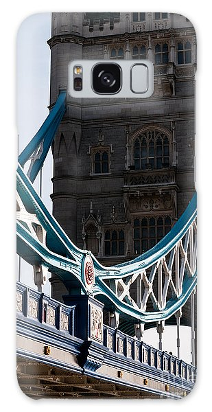 Tower Bridge 03 Galaxy Case by Rick Piper Photography