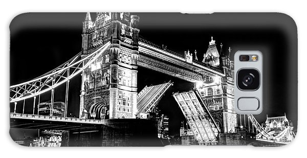 Tower Bridge Opening Galaxy Case