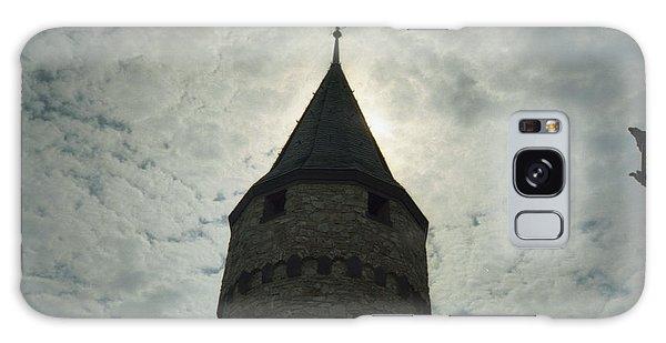 Castle Galaxy Case - Tower  by Juan  Bosco