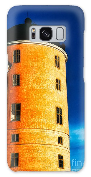 Tower Of Uppsala Castle - Sweden Galaxy Case