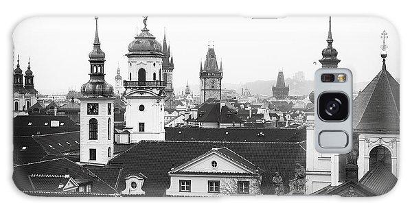 Towers Of Prague Galaxy Case