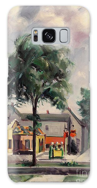 Town Street 1939 Galaxy Case
