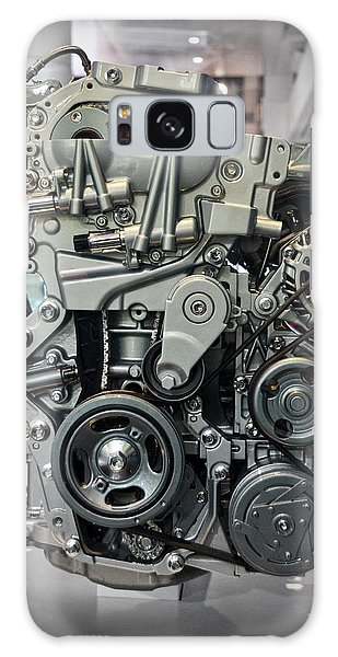Toyota Engine Galaxy Case by RicardMN Photography
