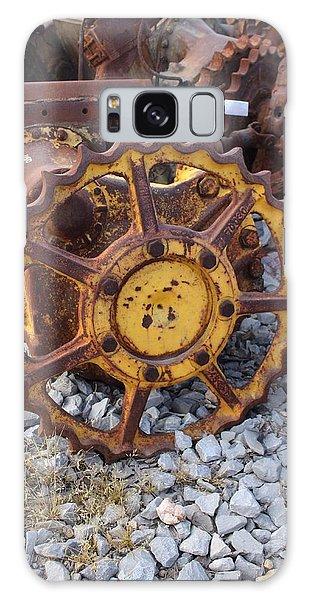 Tractor Graveyard Kentucky  Galaxy Case