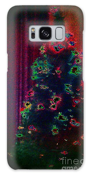 Traditional Christmas Galaxy Case