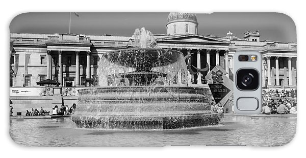 Trafalgar Square Galaxy Case by Chris Smith